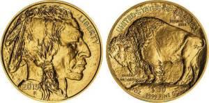 Buy Gold Bullion Coins - 1oz American Buffalo