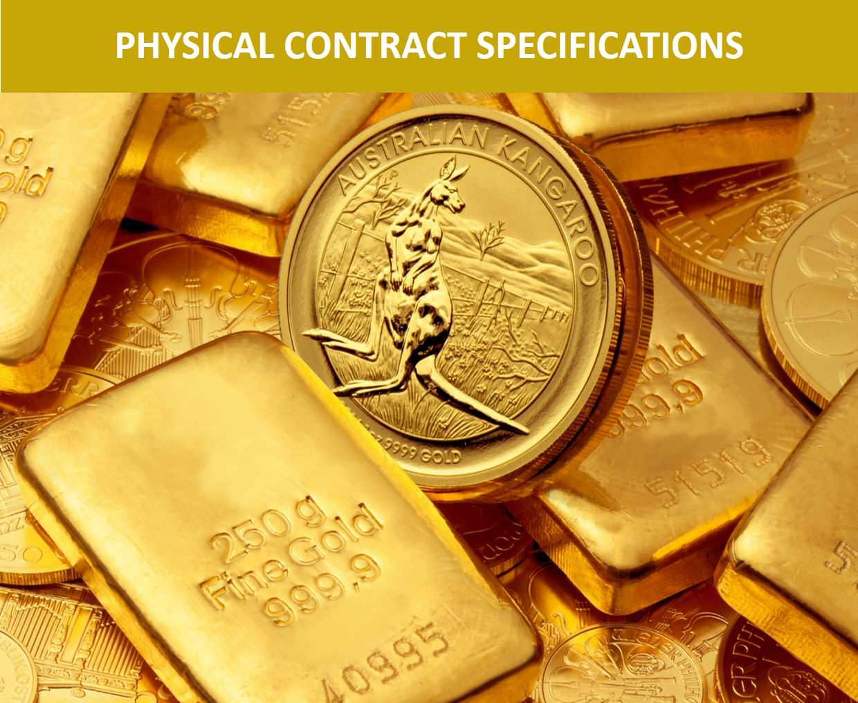 Allocated Bullion Exchange Contract Specifications