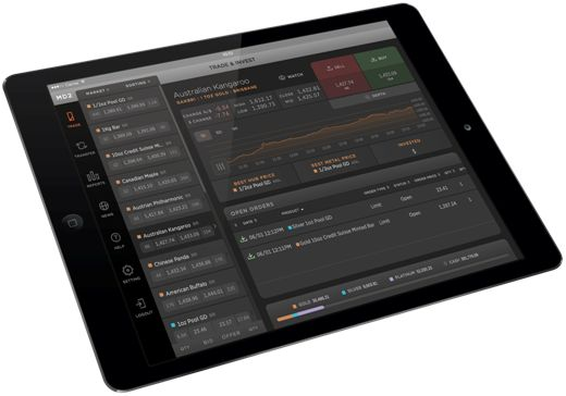 Start Using MetalDesk to Access the Global Bullion Markets - Create a Central Holding