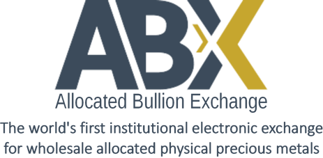 ABX Global - World's First Institutional Electronic Physical Precious Metals Exchange