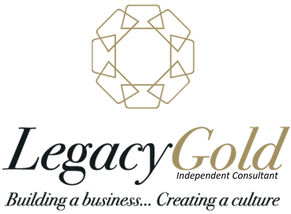 Legacy Gold price today logo