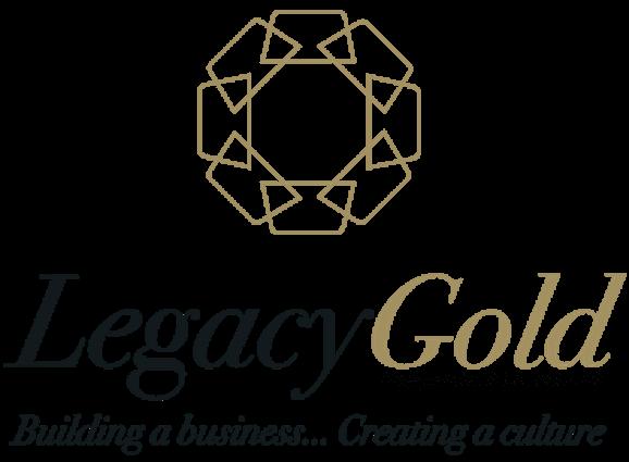 Legacy Gold price today logo