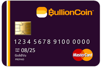 BullionCoin Debit Card