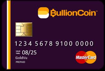 BullionCoin Debit Card