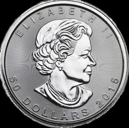 Buy Platinum Coins 1oz Canadian Maple Leaf Obverse