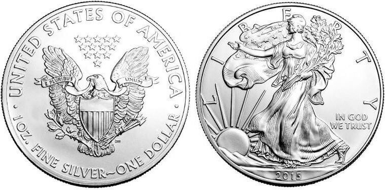 Buying Silver Coins - 1oz American Silver Eagle