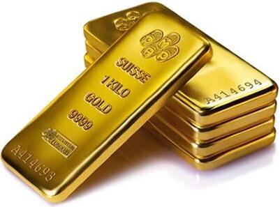 Buy Gold Wholesale 10Kg - Stack of bars 9999