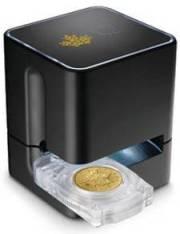 Canadian Maple Leaf Silver Coin Bullion DNA Device